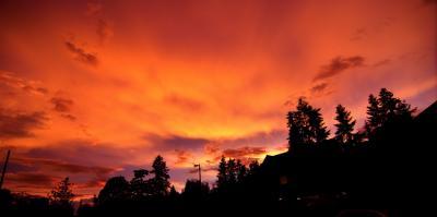 Oregon Light Show