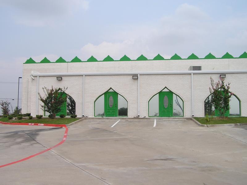 Madinah Masjid church Carrollton.JPG