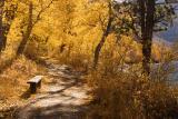 Convict Lake path