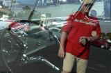 Fuddruckers Car Show