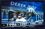 Derek featured in pregame montage ...