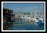 Walkway to Harbor Marina
