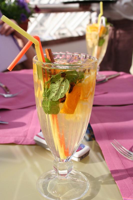Ice Tea Kiev Style