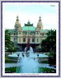 Le jour de nouvelle année à Monte Carlo