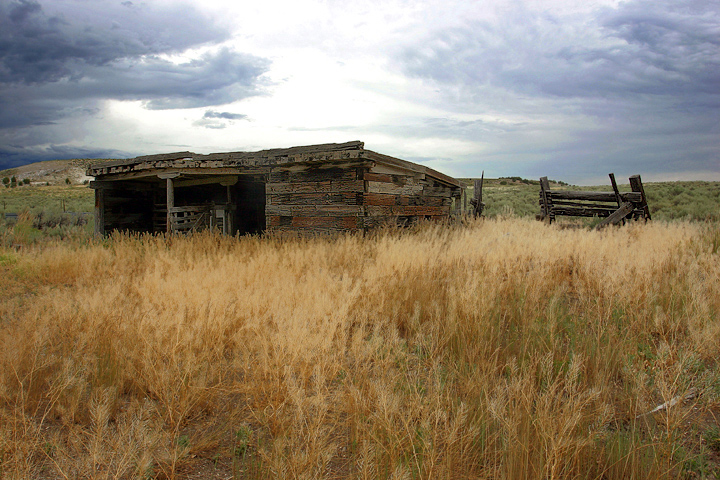 Ghost Town of Cobre