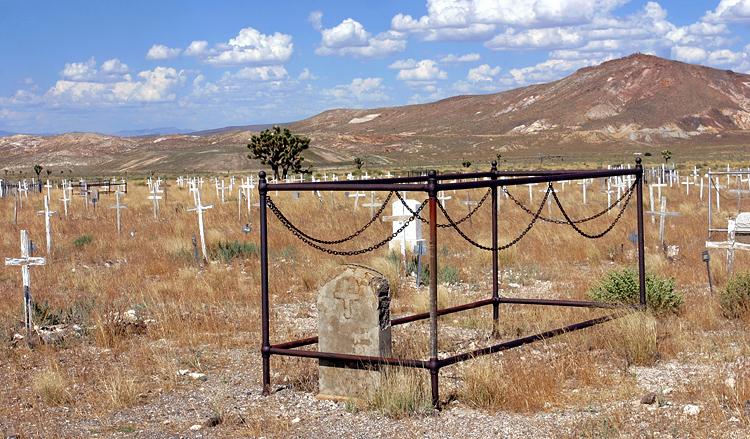 Goldfield Cemetery II