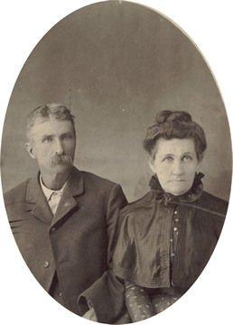 George Washington Persel & Mary Jane Pare