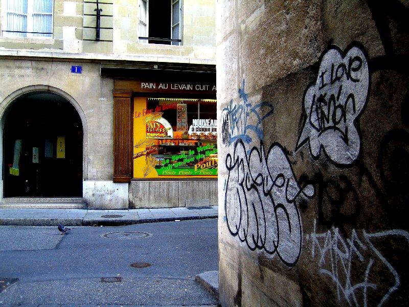 Old Town Graffiti
