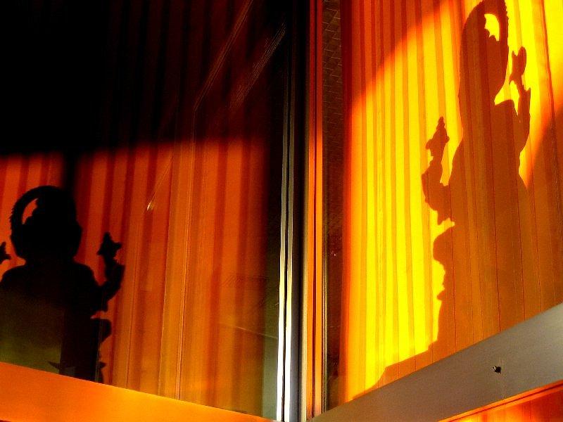Asian Art Shadows