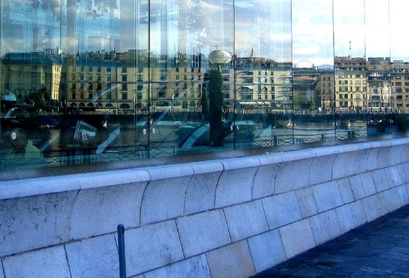 City Reflected