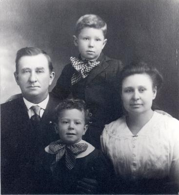 Ed Persel Family