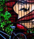 Bike and Art