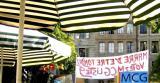 Café Protestors