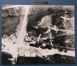 Arial Photograph taken on the 6th June 1944