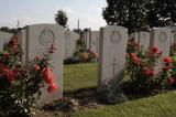 Graves from D-Day