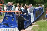 ... followed by Graham Churton, Chair of the Caldon & Uttoxeter Canals Trust.
