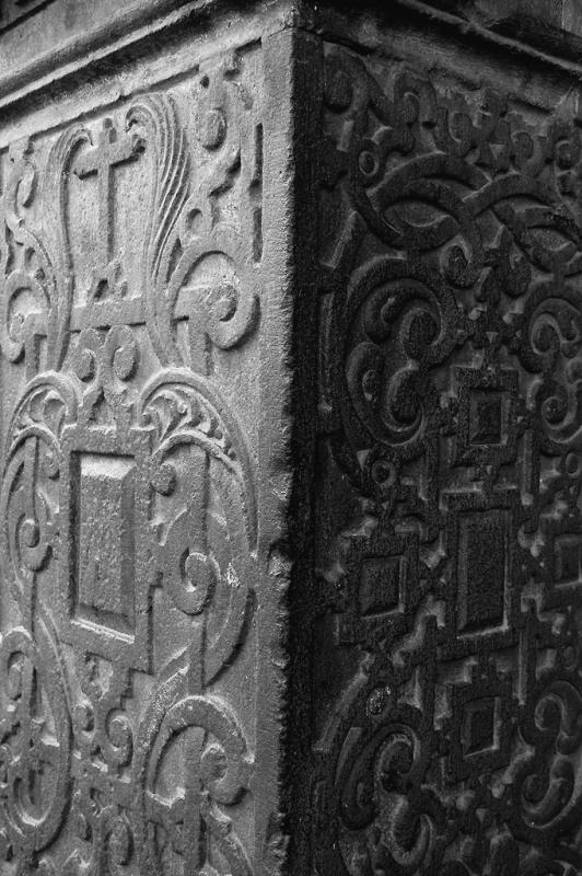 Spanish carvings