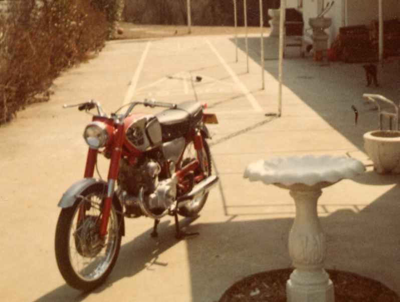 Bobbys Honda 160