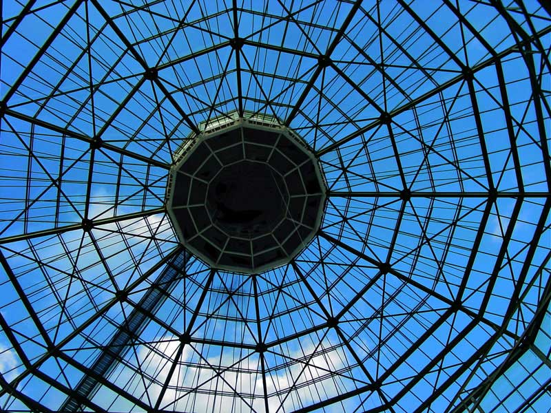 Opryland Hotel Dome
