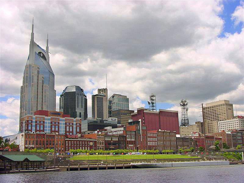 Nashville in spring