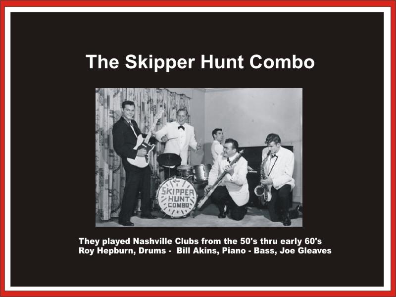 Skipper Hunt Combo