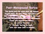 Joys of Menopause