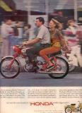 Honda CB160 Ad