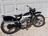 1963 Harley Scat
