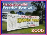 Freedom Festival 2005