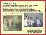 The Exotics