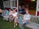 Diane Oaks Dickerson and Bob Gray