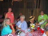 Judy Thomas Wortham, Patricia Winn Williams, Evelyn Kennedy Castle, Adele Martin Poe, Jodie Waters Jackson