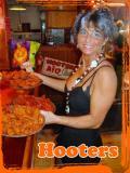 Hooters Halloween Nashville