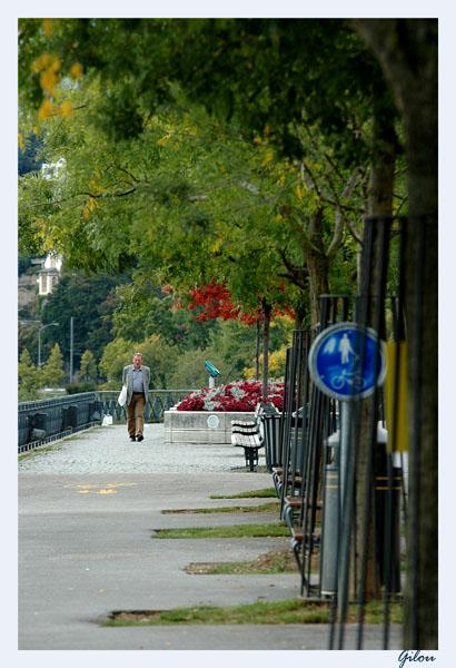 Ses quais, Neuchâtel