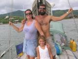 Our friends Chris and Beth visit San Juan del Sur