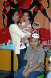 Jezreel and AJ's Bday Celebration