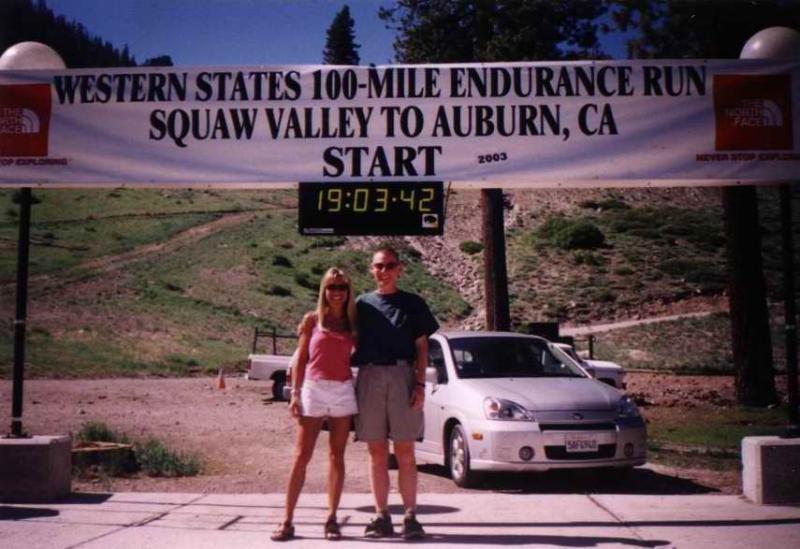 Lisa & Nikki  - the countdown to the start