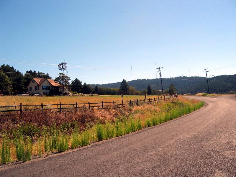 jamieson road