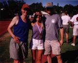 Nikki & David made my race!