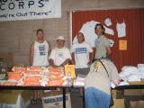 Volunteers:  the backbone of the race