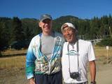 Ron Nicholl & Glenn Tachiyama