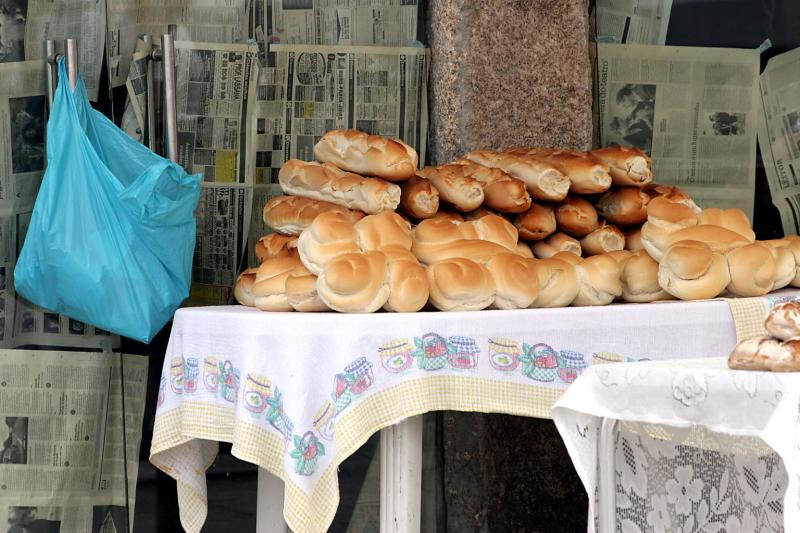 Fresh bread - theres nothing better