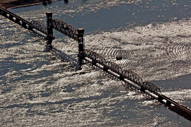 Bridge across the Columbia river