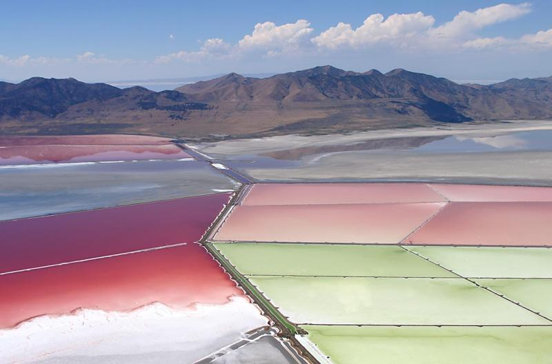 11 August - The Great Salt Lake