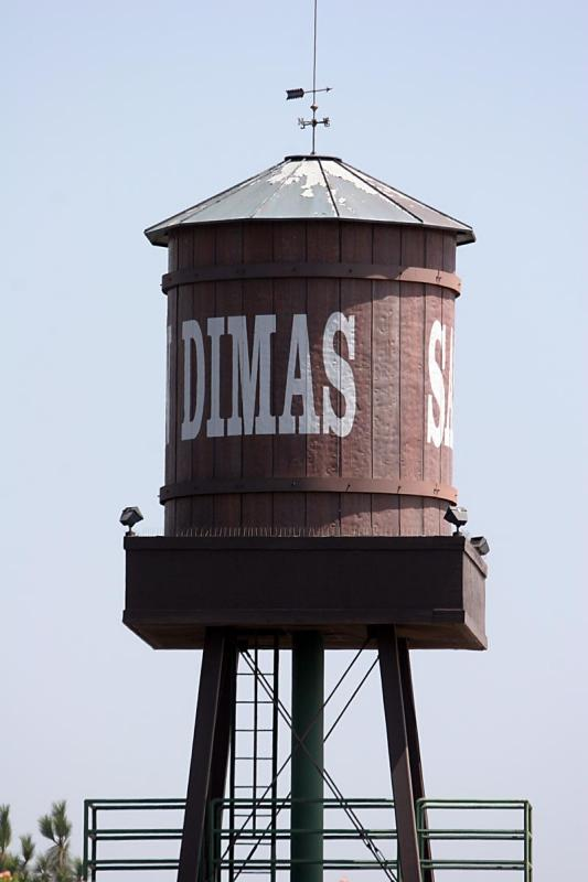 San Dimas water tower