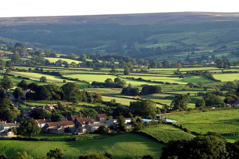 More North York Moors countryside