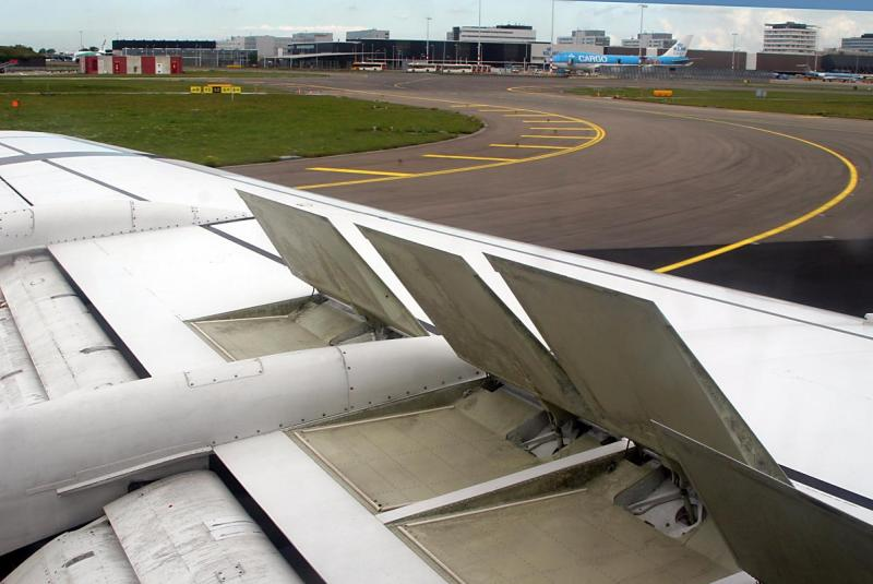 Everything you wanted to know about flaps and air brakes