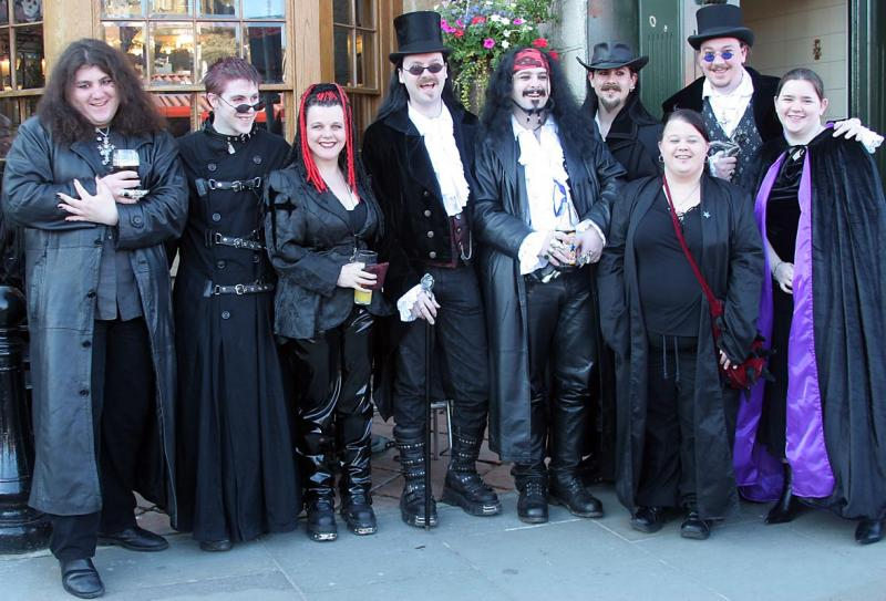 A plurality of Goths
