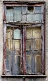 Window and shutters - great textures