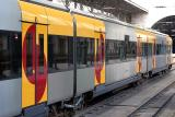 Porto has very modern trains